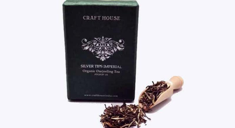الشاي الامبراطوري الفضي, 1850 دولار للكيلوغرام