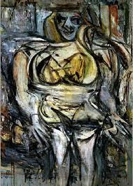 لوحة  Woman III