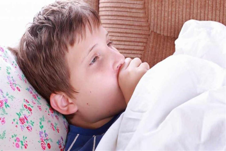 يساعد في علاج السعال لدى الأطفال