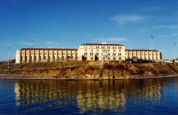 سجن سان كوينتن - الولايات المتحدة الأمريكية
