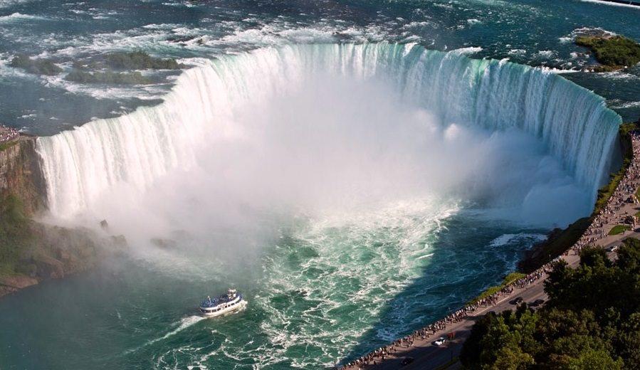 شلالات نياجرا - Niagara Falls