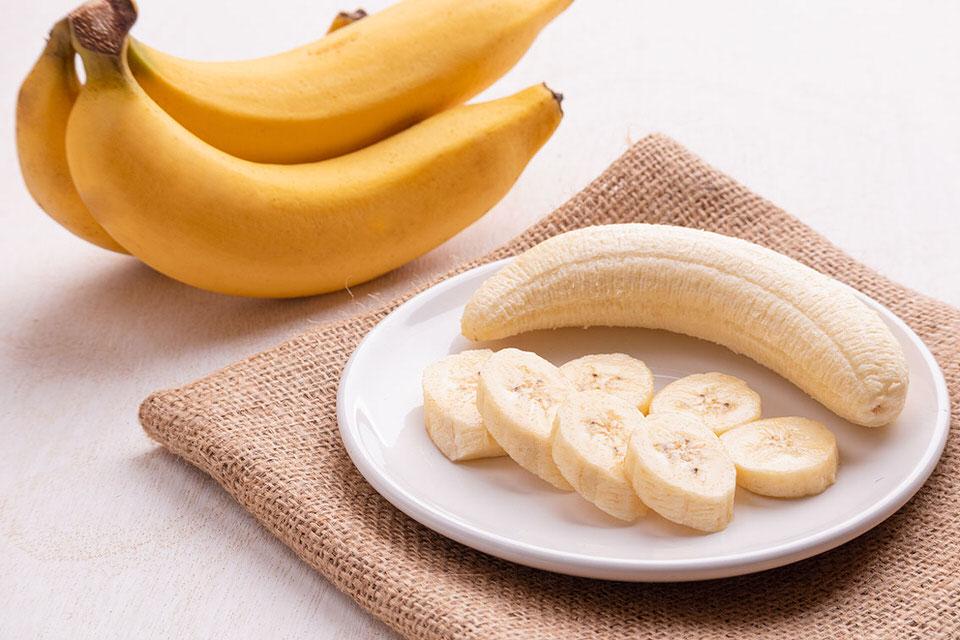 الموز غني بالمعادن