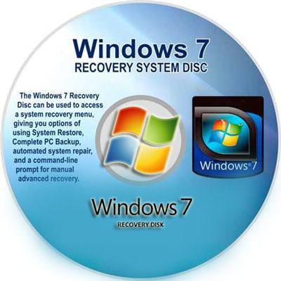 اسطوانة نظام ويندوز 7