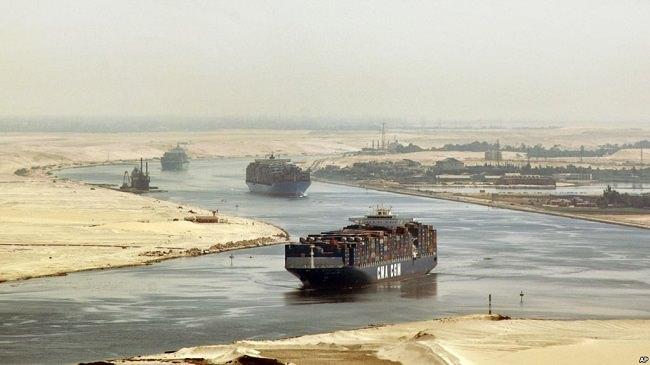 الإعقاد الخاطئ بأن زمن إنتظار عبور السفن أصبح صفراً