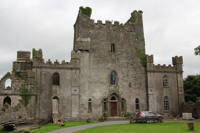 قلعة ليب - اكثر قصور إيرلندا رعباً