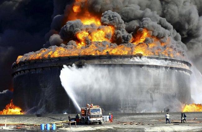 ليبيا - 48.47 مليار برميل