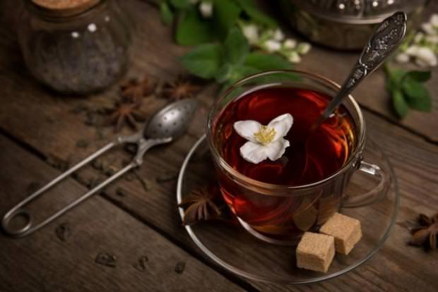 شاي خميرة النرجس
