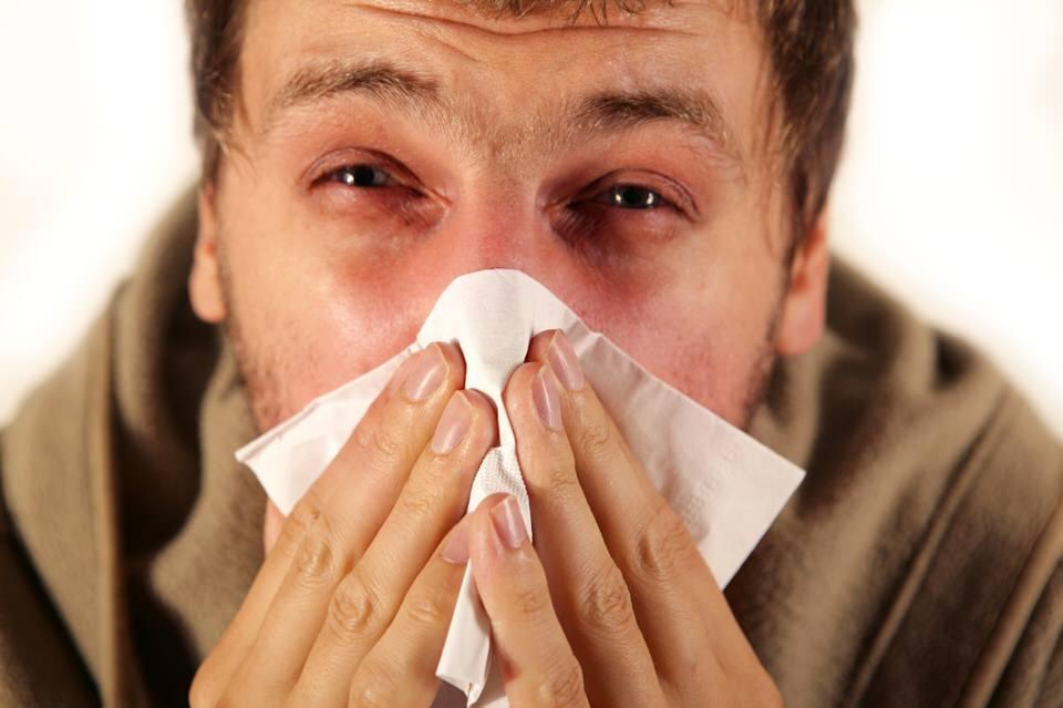 ردود الفعل التحسسية من المضادات الحيوية