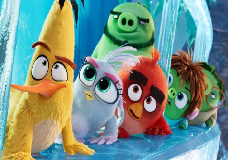 The Angry Birds Movie تاريخ الإصدار: 2 أغسطس 2019