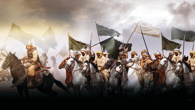 غزوة بدر، أولى معارك المسلمين - 3:1
