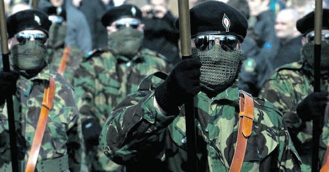 الجيش الجمهوري الإيرلندي الحقيقي - RIRA