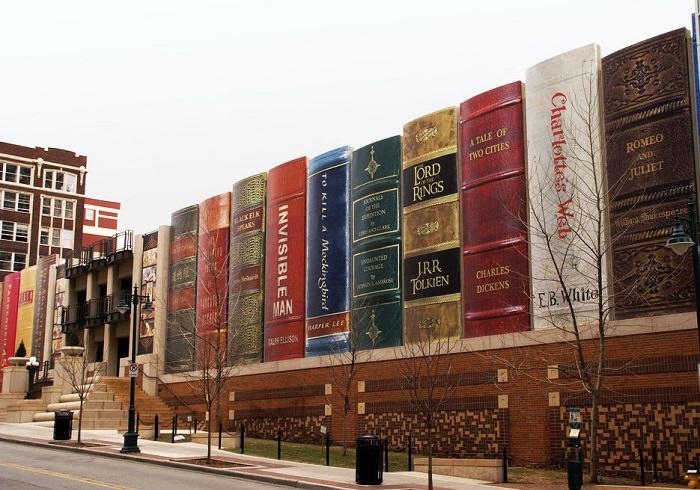 المكتبة العامة - كنساس، الولايات المتحدة