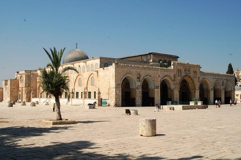 المسجد الأقصى (القدس - فلسطين)