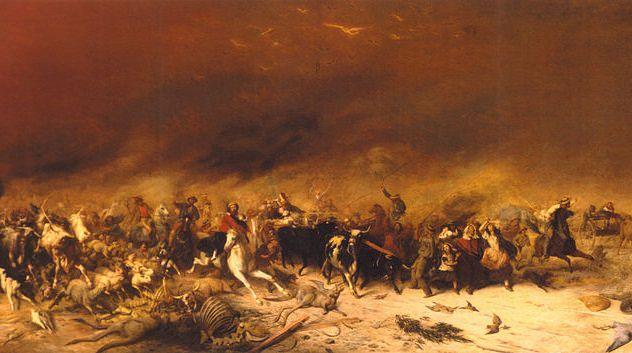 الخميس الأسود - أستراليا سنة 1851