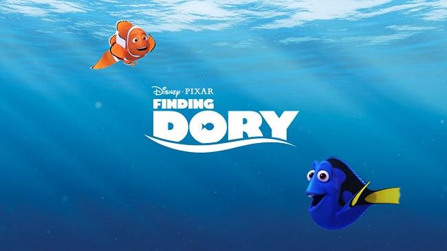 Finding Dory - إجمالي الإيرادات 900 مليون دولار