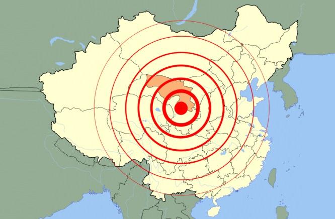 زلزال شانشي في الصين عام  1556 - 830 ألف شخص