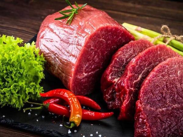 اللحوم غير الدهنية