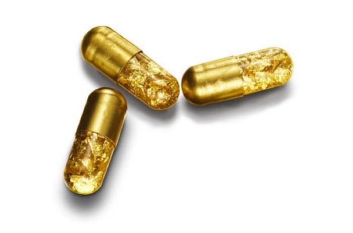 الحبوب الذهبية