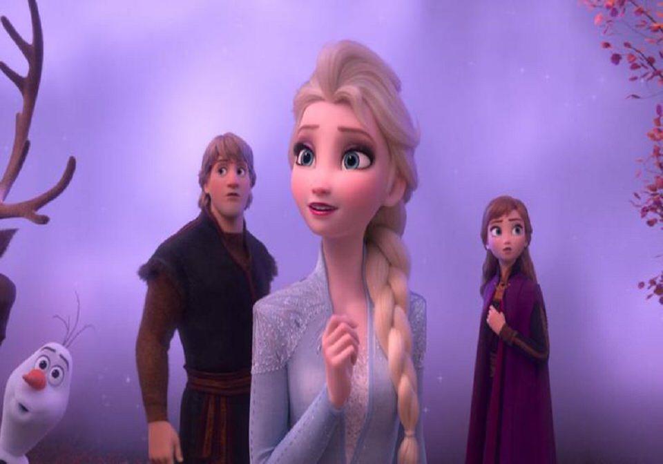 Frozen 2 تاريخ الإصدار: 27 نوفمبر 2019