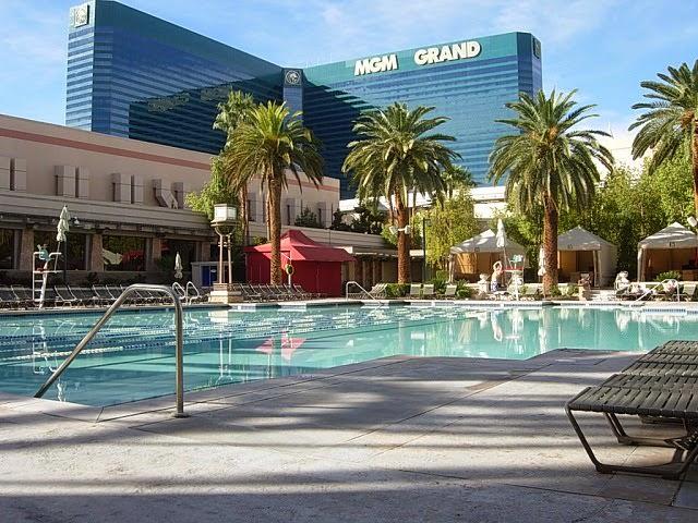 فندق إم جى إم غراند لاس فيغاس
