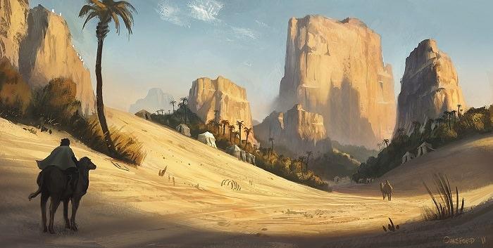الفيوم، مصر - تأسست قبل 6 آلاف عام