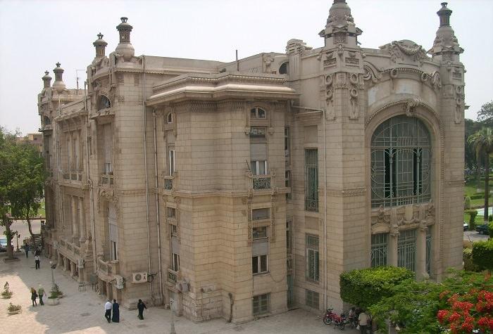 جامعة عين شمس في القاهرة، مصر - 67.9 نقطة