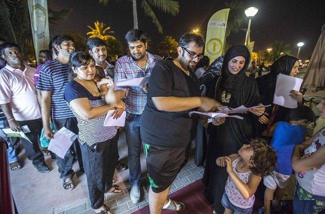 الإمارات العربية المتحدة - 33.7% يُعانون من السمنة
