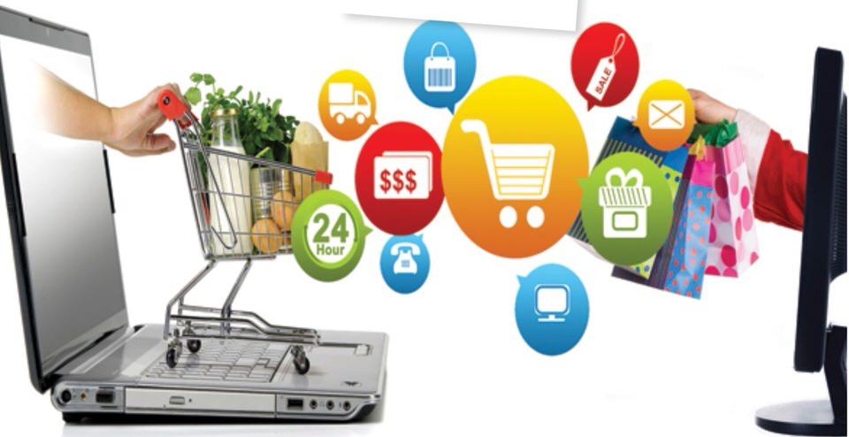 رواج التعامل عن طريق الانترنت في التجارة الالكترونية