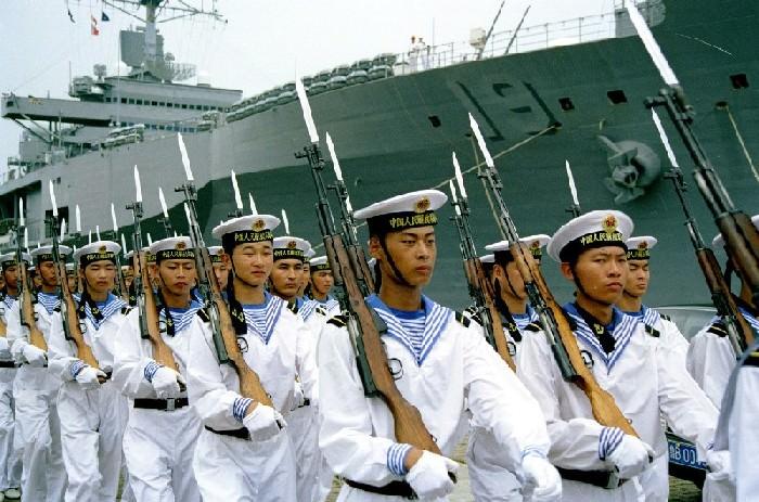 قوات بحرية جمهورية الصين