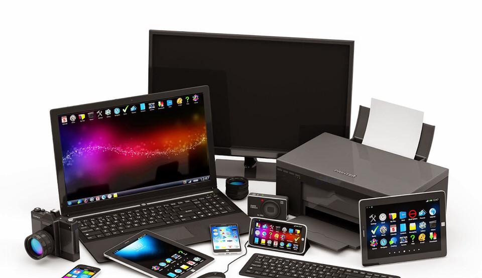 الأجهزة الإلكترونية