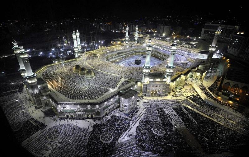 المسجد الحرام (مكه - المملكة العربية السعودية)