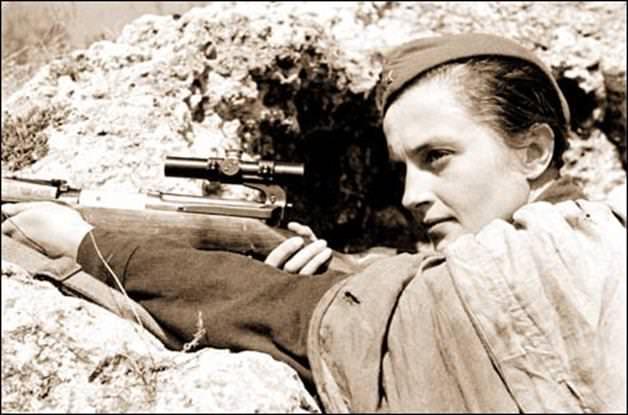 لودميلا بافيلتشينكو