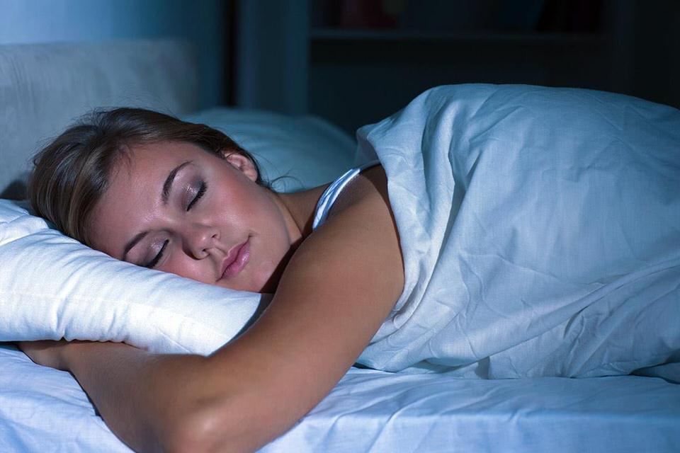 النوم الجيد يقلل من القلق والاكتئاب