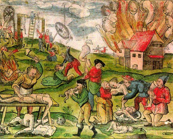 الصليبيون ومذبحة معرة النعمان