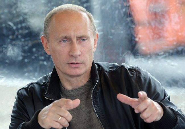 فلاديمير بوتين، رئيس روسيا الإتحادية - 40 مليار دولار
