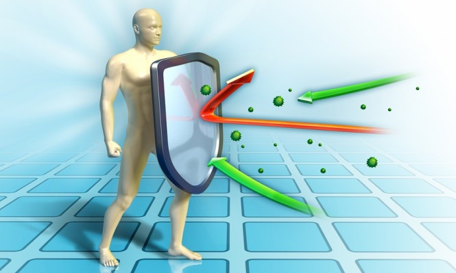 تعزيز جهاز المناعة