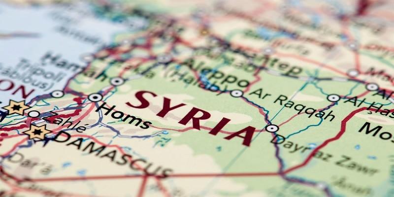 سوريا الشرقية والغربية
