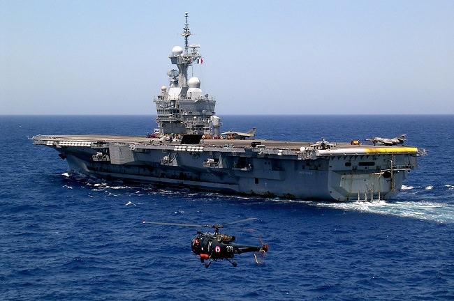 القوات البحرية الفرنسية