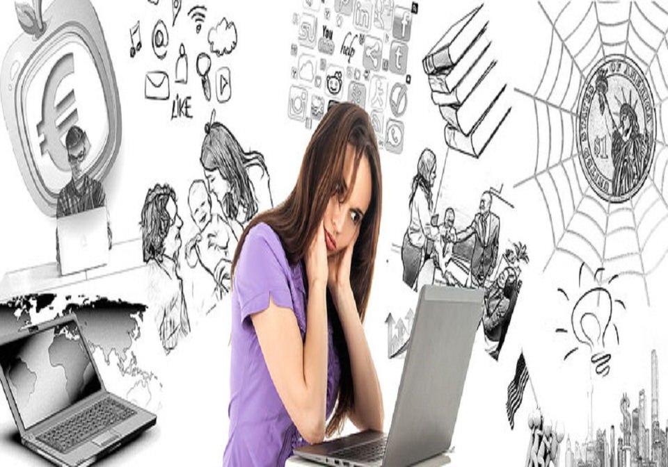 الاجهاد والضغط النفسي والعصبي