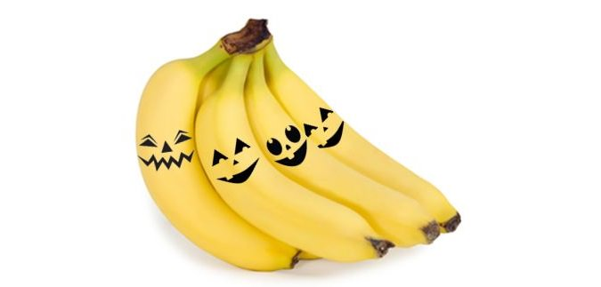 يُمنع وجود الموز على ظهر السفينة