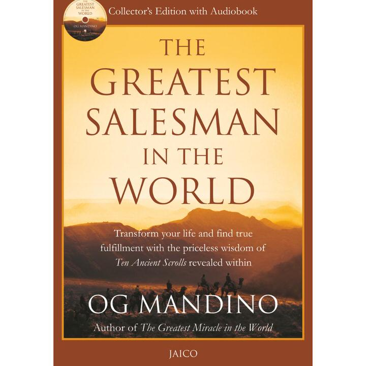 أفضل رجل مبيعات في العالم ! – أو . جي . ماندينو