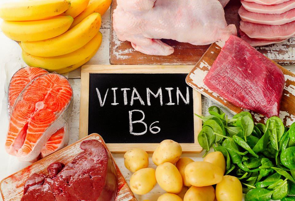 فيتامين B6 (بيريدوكسين)