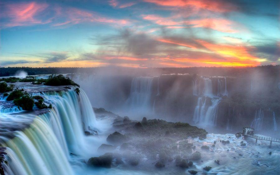شلالات إجوازو - Iguazu Falls
