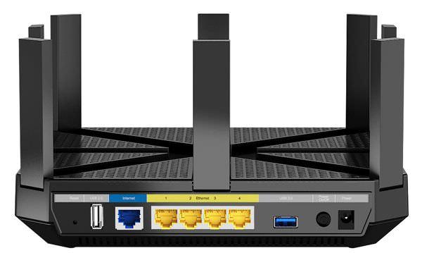 راوتر TP-Link Archer C5400 v2 أفضل راوتر منزلي ذو اداء فائق في 2021