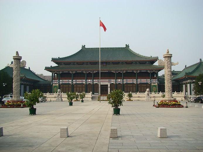 مكتبة الصين الوطنية - بكين 36.4 مليون مادة