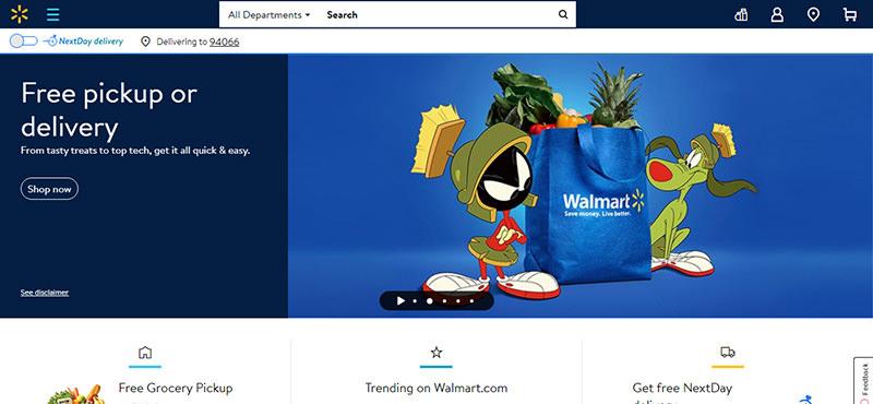 وول مارت Walmart