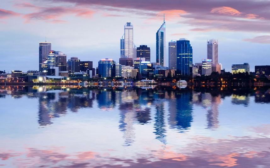 بيرث، استراليا