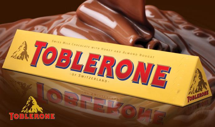 توبليرون TOBLERONE