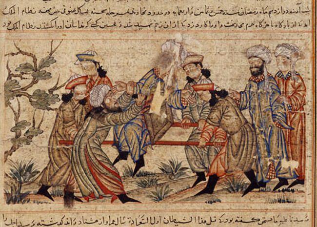 الجامعة النظامية في إيران والعراق - تأسست في عام 1065