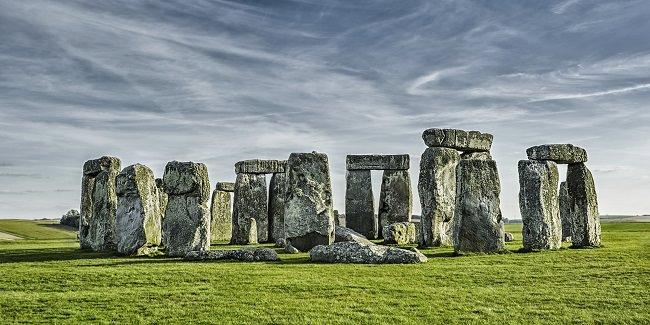 معبد ستونهنج - إنجلترا